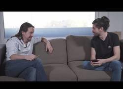 Enlace a Entrevista personal de Forfast a Pablo Iglesias