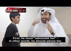 Enlace a Muestran en YouTube un manual de como pegar a tu mujer de forma correcta según el islam