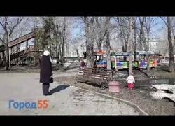 Enlace a Los trenes infantiles en Rusia y su curiosa música