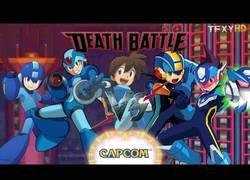 Enlace a Megaman Battle Royale