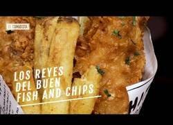 Enlace a Los reyes del buen 'fish and chips'