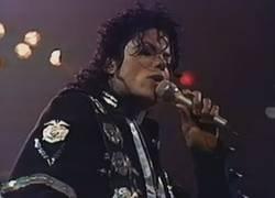 Enlace a La increíble actuación de Michael Jackson en Wembley de 1988