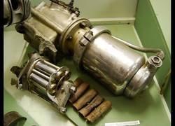 Enlace a El motor con el sistema de arranque menos conocido del mundo