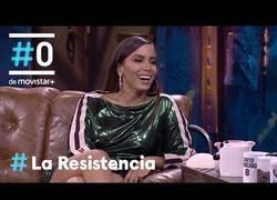 Enlace a La genial entrevista de David Broncano a Anitta en La Resistencia