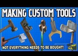 Enlace a Creando herramientas customizadas que nos podrían arreglar la vida