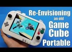 Enlace a Inventan WiiVision: la portable de Nintendo Wii y GameCube