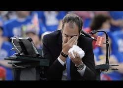 Enlace a Cuando descalificaron a Denis Shapovalov de un partido de tenis por golpear al juez de silla