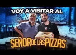 Enlace a Auronplay acude al restaurante del famoso señor de las pizzas que solo da un 'treh' de nota