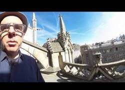 Enlace a Una visita por Notre Dame en 360 grados