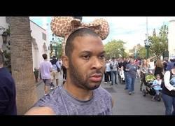 Enlace a Novios de visita en Disney