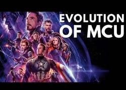 Enlace a La evolución del universo cinematográfico de Marvel