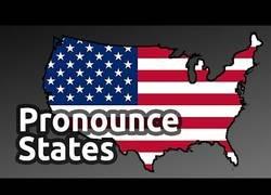 Enlace a Boris nos muestra la pronunciación rusa de los estados de Estados Unidos