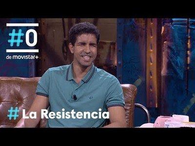 La genial entrevista a Enhamed Enhamed, la primera entrevista a un ciego en el programa