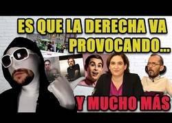 Enlace a Sobre las provocaciones a VOX, PP y Ciudadanos
