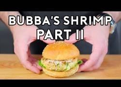 Enlace a Esta deliciosa hamburguesa vista en Forrest Gump