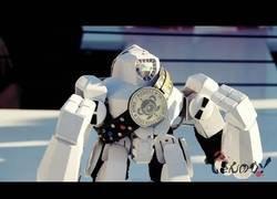 Enlace a El Wrestling del futuro con robots ya está aquí