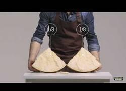 Enlace a Así se corta el queso parmesano