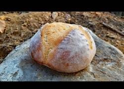 Enlace a Cocinando en un horno de piedra un delicioso pan