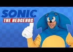 Enlace a La nueva película de Sonic se ve genial