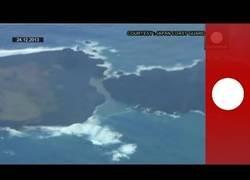 Enlace a Así es como dos islas de Japón chocaron entre si en 2013