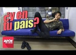 Enlace a Ser maleducado en Japón sin darse cuenta