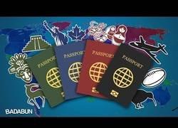 Enlace a El significado del color de tu pasaporte