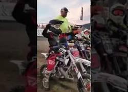 Enlace a Amor por el motocross