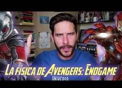 Enlace a ¿Qué hay de cierto en Avengers: Endgame?