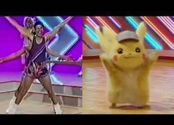 Enlace a Ese baile de Pikachu me suena de algo
