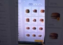 Enlace a Pidiendo en McDonalds gratis