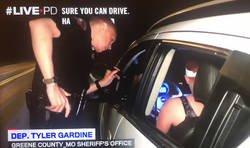 Enlace a Hombre arrestado por ser raro después de pasar todos los test de carretera de la policía