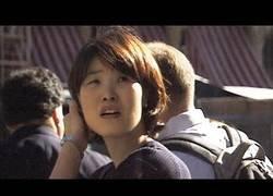 Enlace a Vídeo inédito del 11S con reacciones de la gente