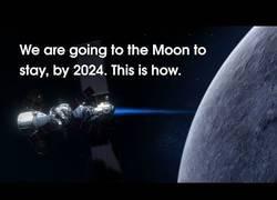 Enlace a Nos vamos a la luna, para quedarnos, en 2024