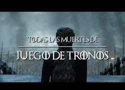 Enlace a Todas las muertes de Juego de Tronos