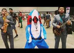 Enlace a Deadpool SHARK (Doo doo doo doo doo doo)