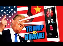 Enlace a Trump vs Huawei