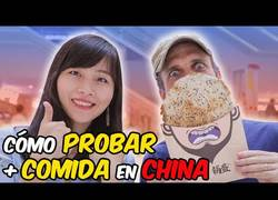 Enlace a Cómo probar la comida en china
