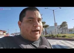 Enlace a Youtuber capta en directo un cruce de frontera ilegal entre Mexico y EEUU