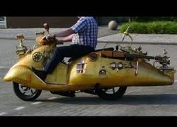 Enlace a Motos de vapor