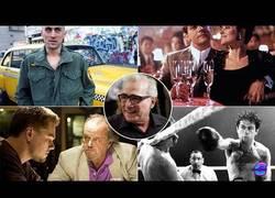 Enlace a Cómo Martin Scorsese usa el movimiento de la cámara para hacer que un actor brille [ENG]