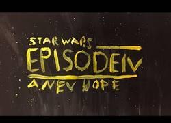 Enlace a Crean el tráiler de Star Wars Episodio IV: Una nueva esperanza con presupuesto 0 y el resultado es muy grande
