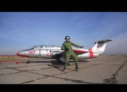 Enlace a Piloto ruso con asombrosos movimientos