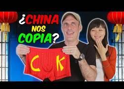 Enlace a China y las copias, mitos y verdades