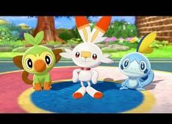 Enlace a Presentado un nuevo avance de Pokémon Espada y Pokémon Escudo con muchas novedades