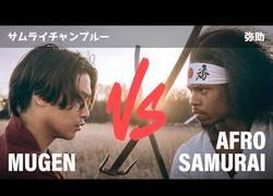 Enlace a Mugen vs Afro Samurai