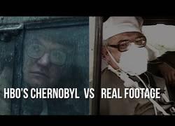 Enlace a HBO Chernobyl vs la realidad