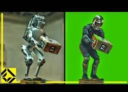 Enlace a Cómo se hizo el falso robot de Boston Dynamics