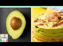 Enlace a Recetas diferentes y deliciosas con aguacate