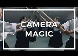 Enlace a La magia de la cámara con drones