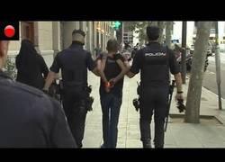 Enlace a Macrooperación antidroga en el barrio de El Raval (Barcelona)